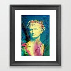 Caesar Augustus Framed Art Print