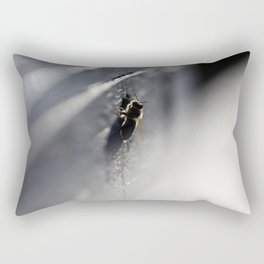 Bee keeper Rectangular Pillow