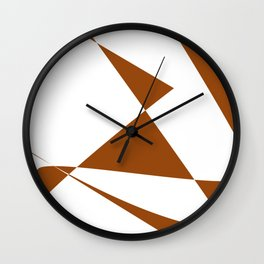Endure Innovate Evolve Flourish Wall Clock