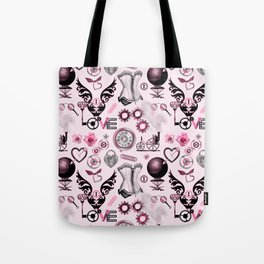 Find the key of my heart :) Tote Bag