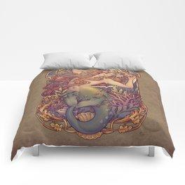 Andersen Little Mermaid Nouveau Comforters