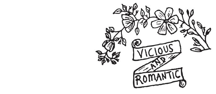 Vicious and Romantic Coffee Mug