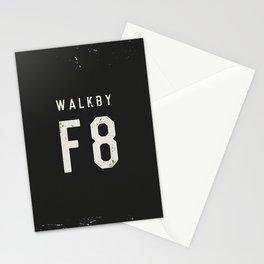 Walk by 'F8' (2) Stationery Cards