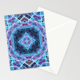 Mirror Cube Stationery Cards