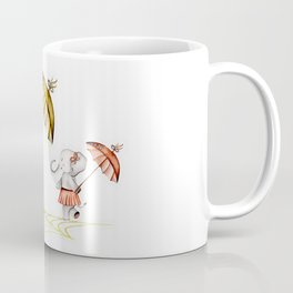 Cheerfull Elphants Coffee Mug