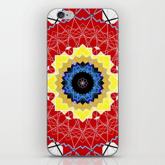 Nexus N°30 iPhone & iPod Skin