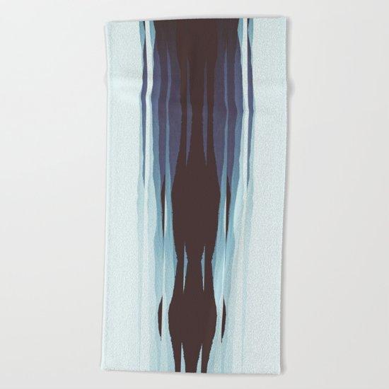 Abstract fine art piece Beach Towel