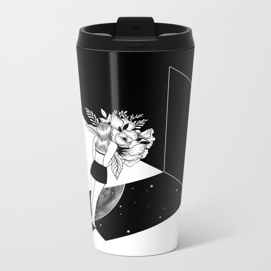 Escape from Reality Metal Travel Mug