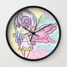 Flurry Heart Wall Clock