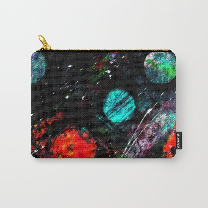 Collision Course Carry-All Pouch