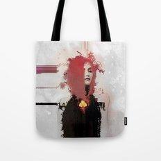 With regards; elaboration Tote Bag