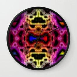 Symmetry II Wall Clock