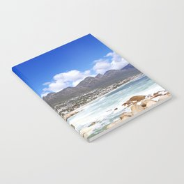 Lovely Cape Town, South Africa Notebook