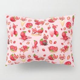 Foxberry Treats Pillow Sham