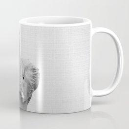 Print 50 - Peekaboo Elephant Coffee Mug