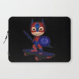 The Masked Avenger .. fantasy art  Laptop Sleeve
