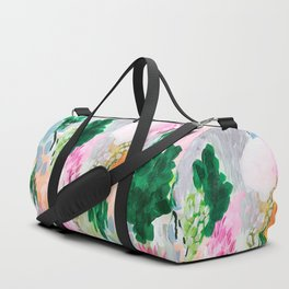 light path: abstract landscape Duffle Bag