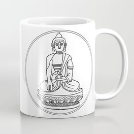 Art of India the Buddha Coffee Mug