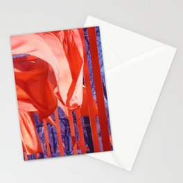 Gates Blowing In The Wind No. 1 Stationery Cards