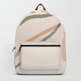 In Between The Lines Of Elegance Backpack