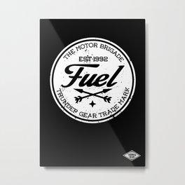 Fuel Metal Print
