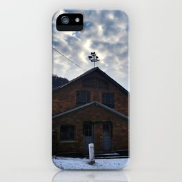 The Abandoned Dairy iPhone Case