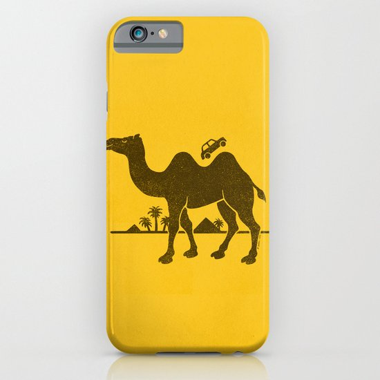 Bumps Ahead! iPhone & iPod Case