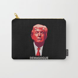 Trump the Demagogue Carry-All Pouch