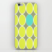 dot iPhone & iPod Skins featuring dot. by Bethany Mallick