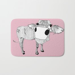 Cowface Bath Mat