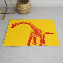 Brontosaurus Rug
