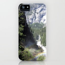 Mist Trail iPhone Case