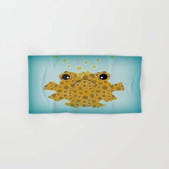 Bubbles The Fish Hand & Bath Towel