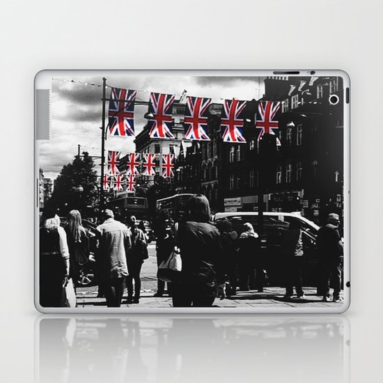Jubilee Walk Laptop & iPad Skin