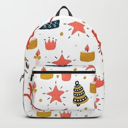 Christmas with Toys Backpack