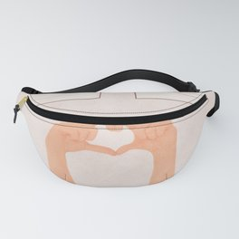 Hand Heart Fanny Pack
