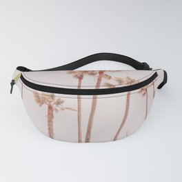 Vintage Palm Trees Fanny Pack