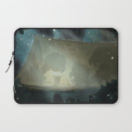 A vulture's nightmare Laptop Sleeve