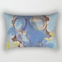They Still Watch Over Us. Rectangular Pillow