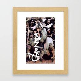 kanaky001 Framed Art Print