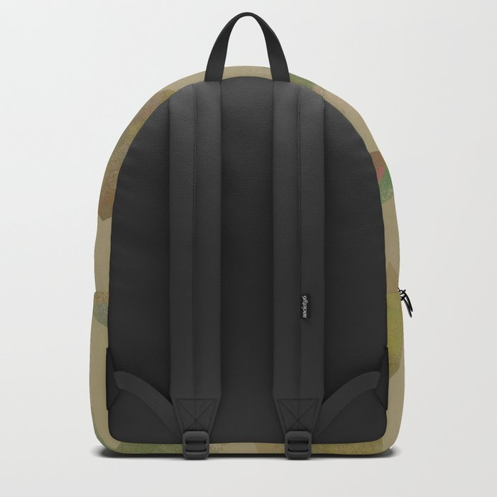 Camouflage XXX Backpack