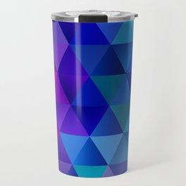 Color Wave Travel Mug
