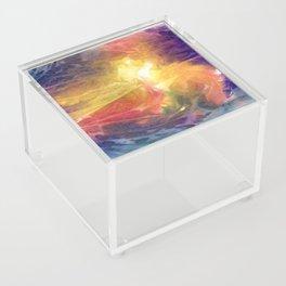 Cellular Acrylic Box