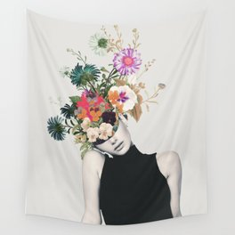 Floral beauty Wall Tapestry