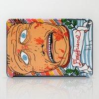 john snow iPad Cases featuring John by Patty Hogan