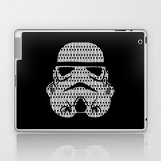 TK421 Laptop & iPad Skin