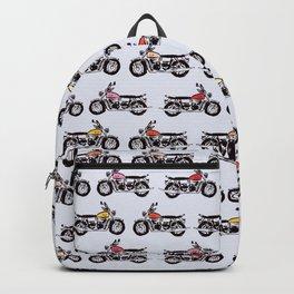 Motorbikes Backpack