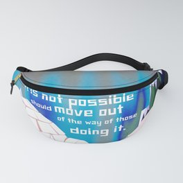 It is possible 5 Fanny Pack