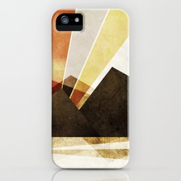 Unclaimed Mountain #2 iPhone Case