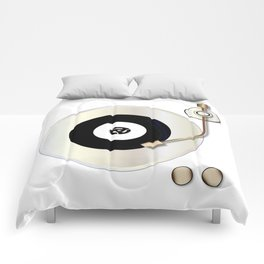 Record Player Comforters
